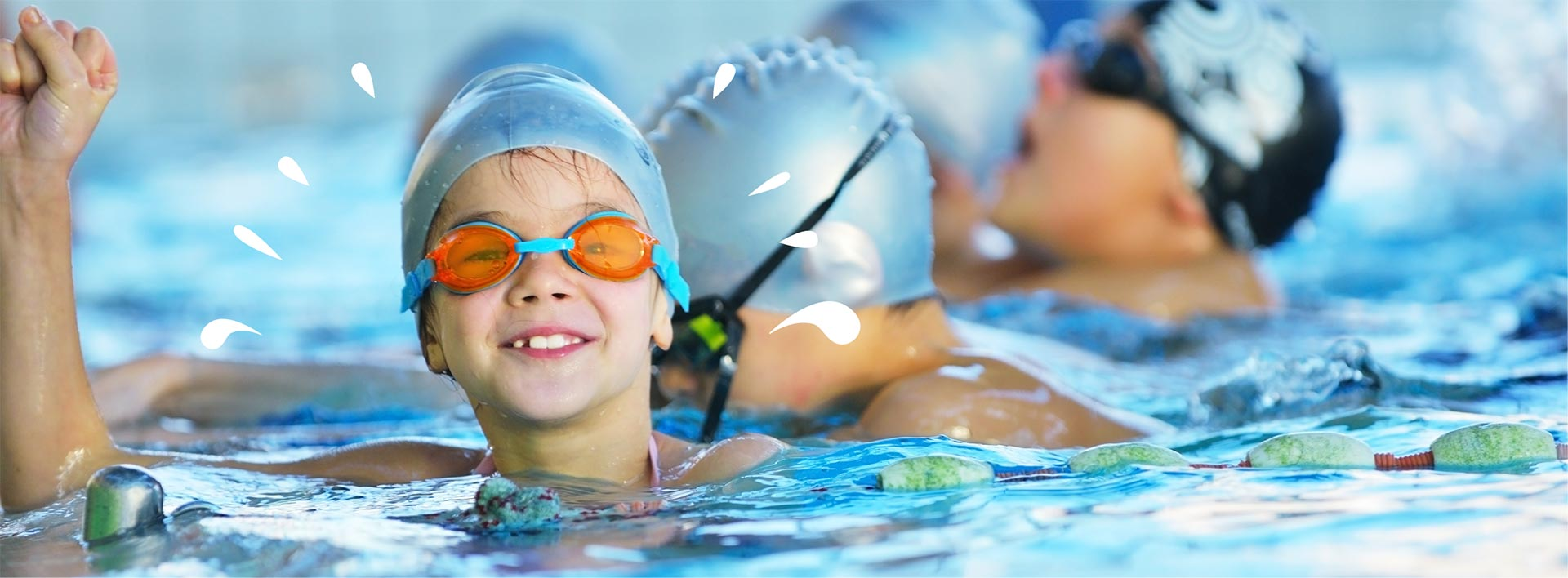 Why learn to swim?